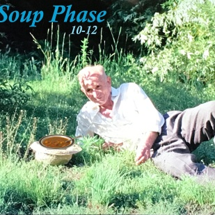 call me soup if you will