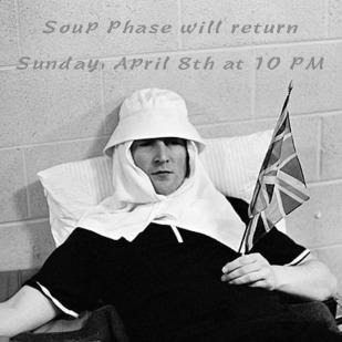 sorry no soup april